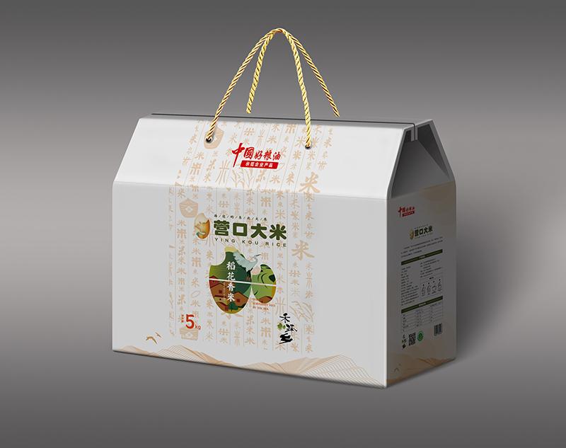 稻花香米礼盒5kg
